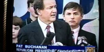 Video: Pat Buchanan Wins NH! (Part 2)