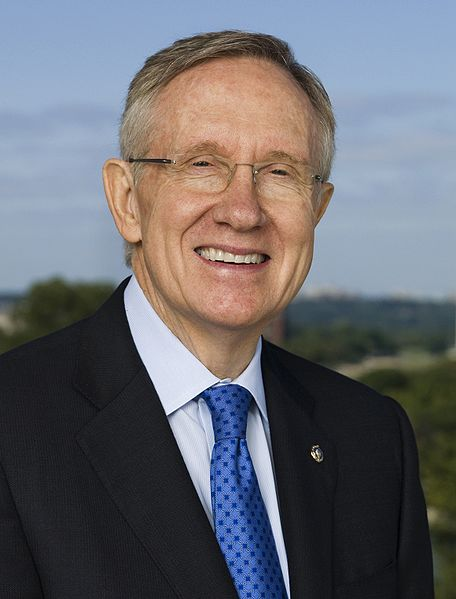 Harry Reid Public Domain