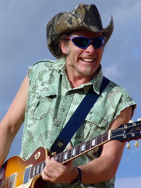 Ted_Nugent_in_concert