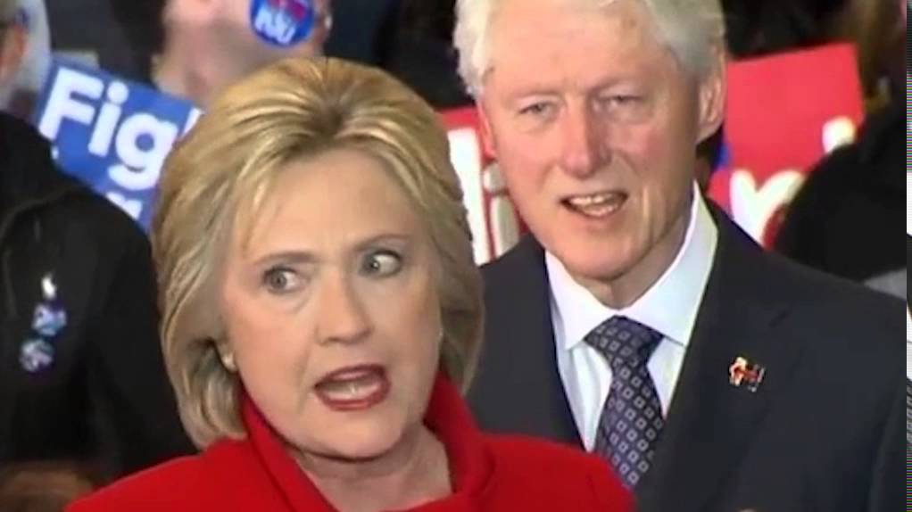 bill and hillary free use