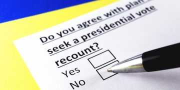 presidential recount