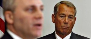 Nine in Ten Conservatives Say Fire Boehner