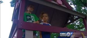 HOA THUGS threaten family with jail over purple playground...
