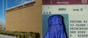 ALERT: This U.S. State Is Permitting Muslims to Wear Burqas for Driver License Photos... Spread This