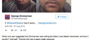 "'If Obama Had 2 Sons…"": George Zimmerman Trolls Obama On Twitter After VA Shooting « Daily Caller News Foundation"