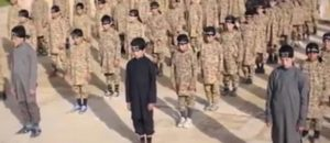 Boy Reveals Horrors of ISIS Training Camp Where Children Are Taught to Behead People