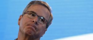 Jeb Bush Is So Desperate, He Just Stripped Down on Stage to Reveal His Underclothes