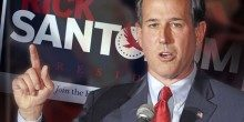 Rick Santorum is Not Fighter We Need