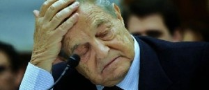 SLAM: Russia bans George Soros charities calling them this...