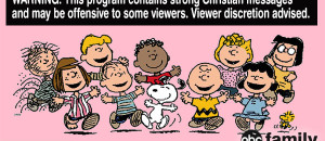 'A Charlie Brown Christmas' airs with trigger warnings (parody)