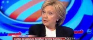 VIDEO: Hillary Clinton Calls Families of Benghazi Victims LIARS on Live TV