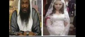 A 51 year old Saudi Imam and his 6 year old wife…does anyone see this…