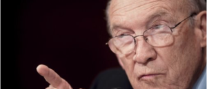 OLD RINO Ex-Sen. Alan Simpson: Throw Ted Cruz Out of Senate
