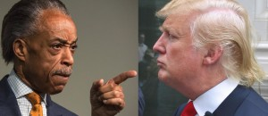 "Trump Fires Back At Al Sharpton Over ""White Oscars"" Race Baiting"