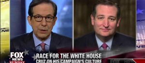 Ted Cruz Accuses Chris Wallace Of Using Trump's 'Dirty Tricks'