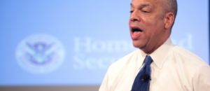 Jeh Johnson: Gun control is now homeland security