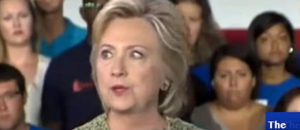 "Hillary ""Crazy Eyes"" Clinton"