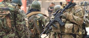Afghans Training With US Military Go Missing