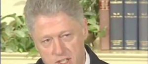 Bill Clinton's Past Scandals