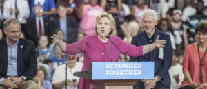 Clinton-Kaine Even Lied About Timing of Veep Pick