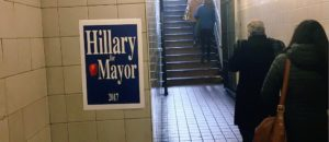'Hillary for Mayor' of NYC?